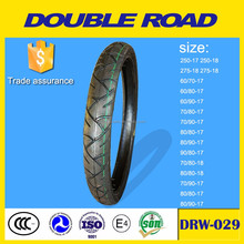 High quality coloured motorcycle tyre and tube 2.50-18