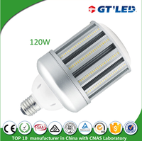 Auto safe protection system 360 degree light emitting 5630 leds led corn light bulbs 80W 100W 120W
