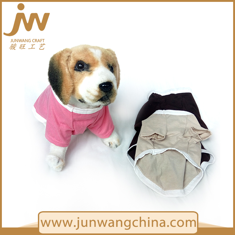 wholesale dog T-shirt pet clothes