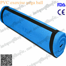 "Yoga Mat 3/16""x68"" Thick High Density 10 Colors Non-Toxic PER Phthalate Free Clean PVC (TM) by Bean Products"