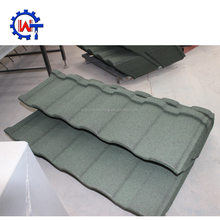 China building material colorful Stone Coated Fiberglass Asphalt Steel Roofing Tile