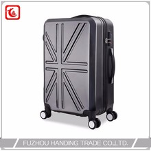Cute Cheap Pc/Abs Spinner Suitcase , Classic Trolley Bag Luggage