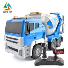 simulation toy mini kids stone mixer remote control truck for sale with best price