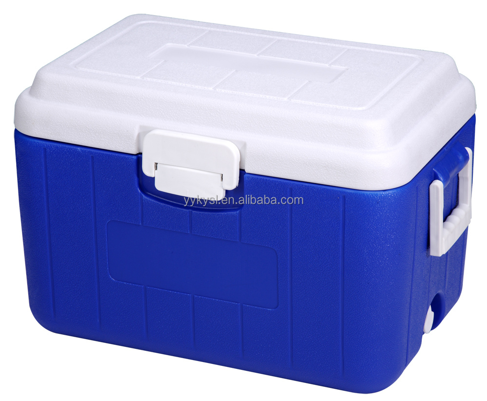 32L plastic ice chilly bin