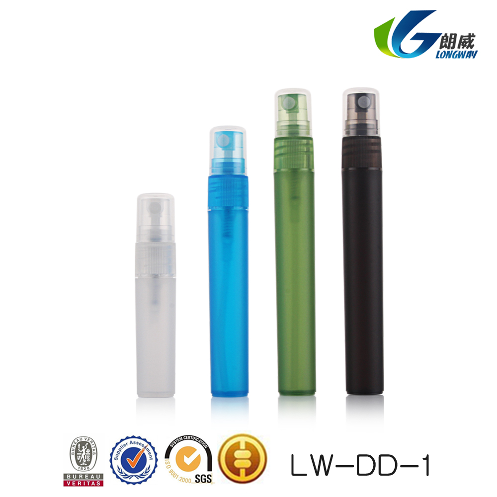 New style Professional pen body shape perfume bottle manufacturer