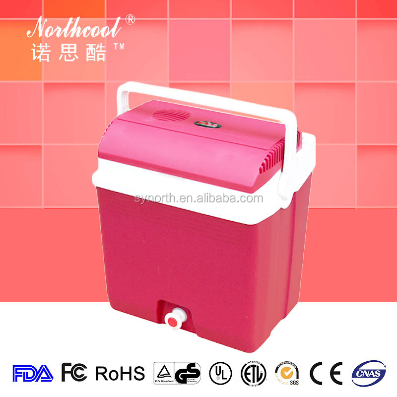 electric rotomolded cooler box for adults