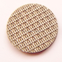 15 Micron Stainless Steel Sintered Non-woven Fiber Felt Filter Mesh