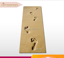 High Quality Non-Slip Rubber Yoga Mat ,sublimation printed yoga mat