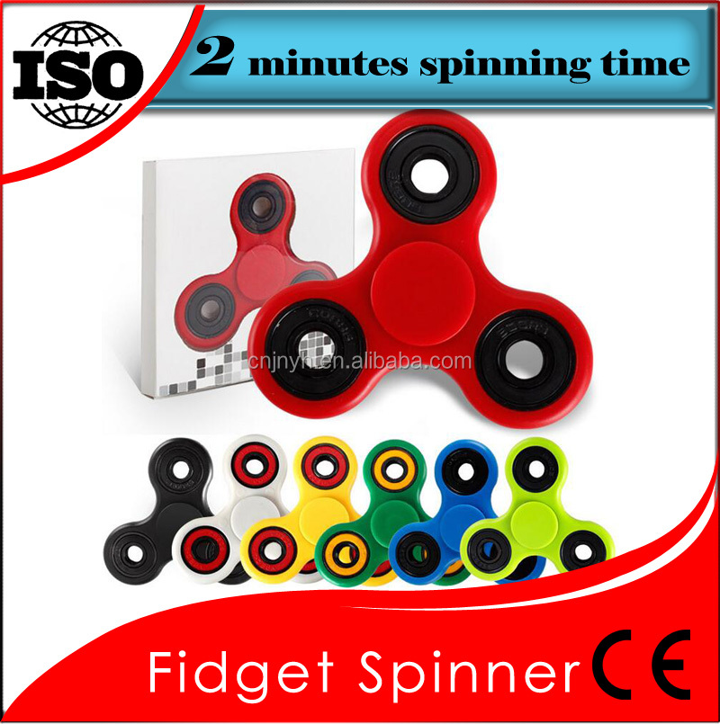 2017 New Fidget Spinner Ceramic <strong>Bearing</strong> 608 Hand Spinner with steel or Zr02 or Si3N4 608 <strong>bearing</strong>