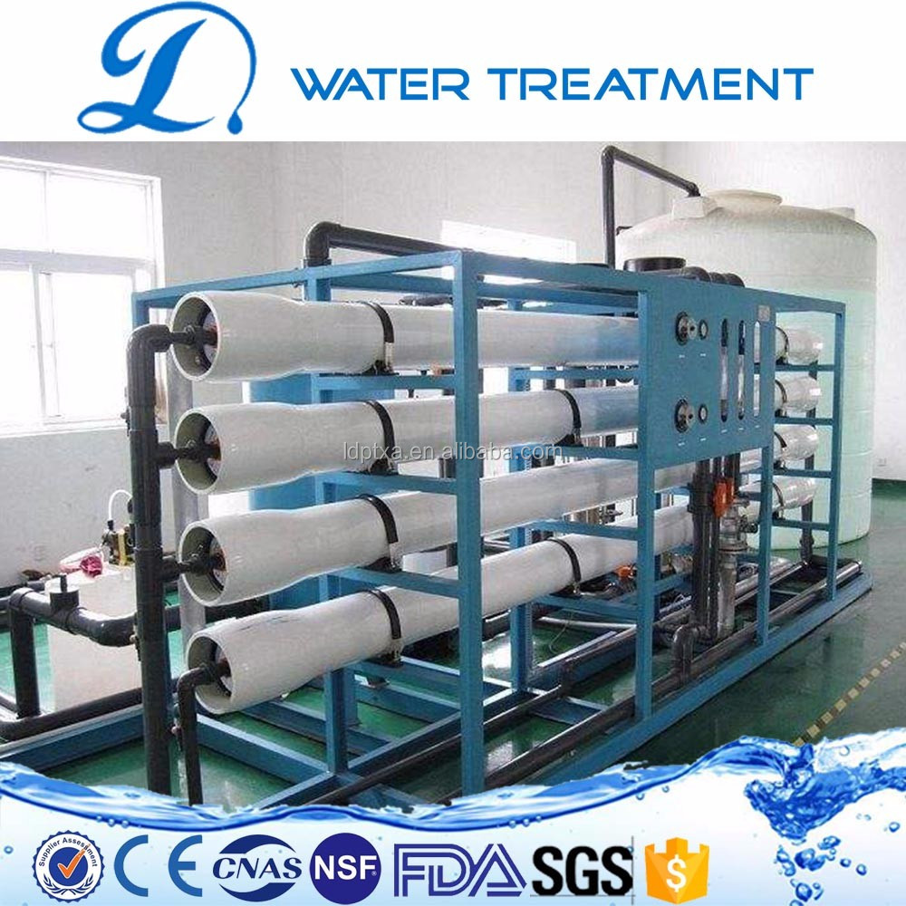 Landau Brand Saving energy and reducing consumption 1000LPD Salt Water desalination RO system