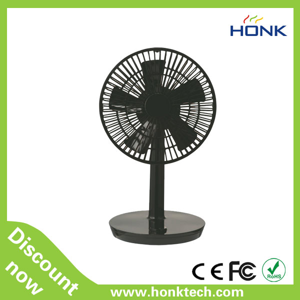 9 inch table fan rotary fan from left to right low power consumption DC fan