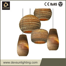 decoration suspension lamp for home and hotel DP15105F-S