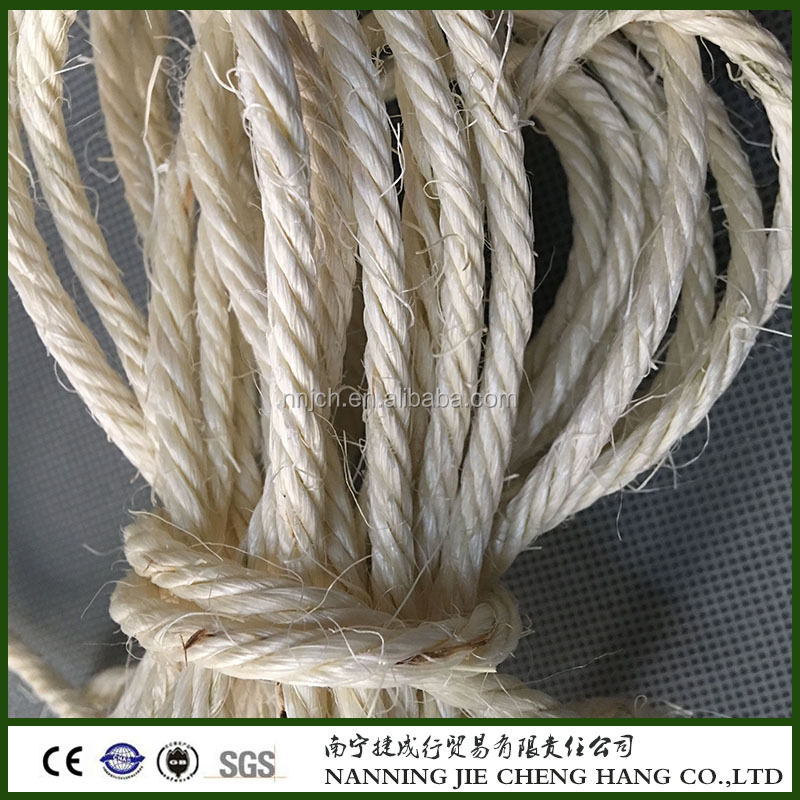 White Sisal Rope for Arts and Crafts/ Pet toys