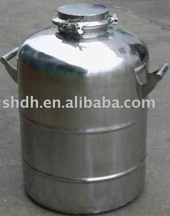 Stainless Steel Alcohol Barrel