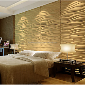 3dboard 2017New design 3d wall panels with 3Dimensional wallpapers