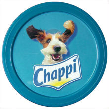 Plastic PET Food Can Lids