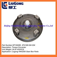 Liugong ZF Parts 4WG200 transmission parts ZF.4168034034 SP100285 Torque Converter