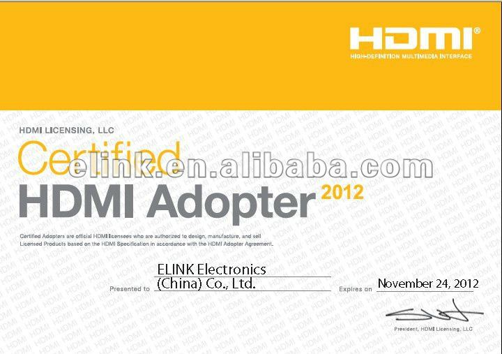 High speed Flat HDMI to HDMI cable for 3d Mediabridge ultra series