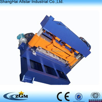 ISO&CE fully automatic hydraulic metal sheet arch roof panel forming machine