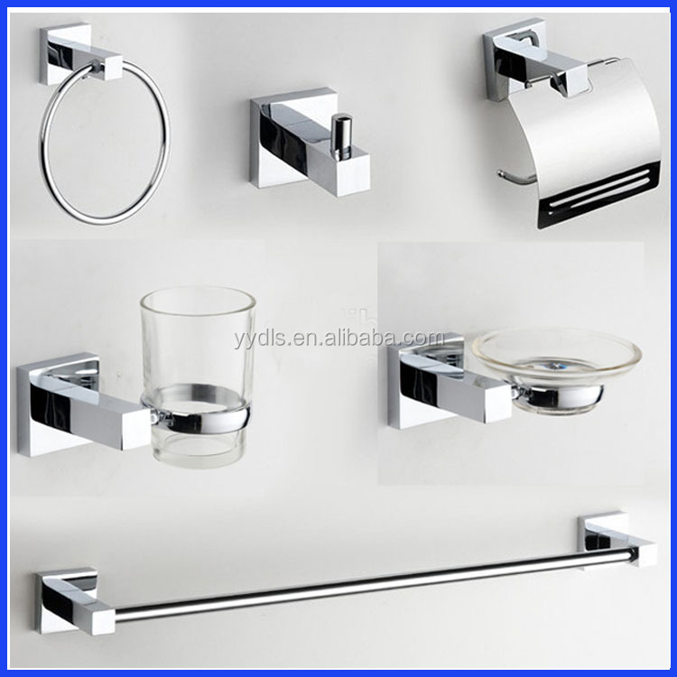 2060 good quality zinc alloy bathroom accessories brass for Quality bathroom fittings