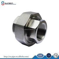 stainless steel hammer male/female threaded galvanized pipe union pipe fittings