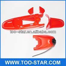 High Quality For Dirt Bike Plastic Body Kit For PW50