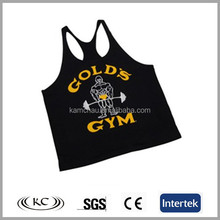 popular bulk wholesale low price muscle stringers polyester gym fashionable sexy men tank top