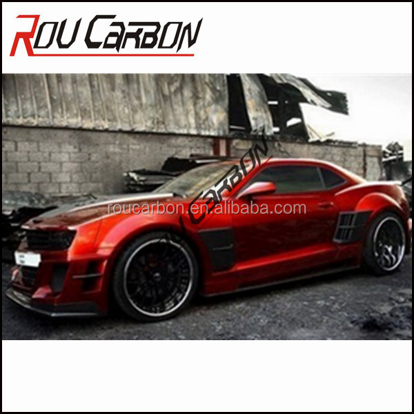 Modified Body Kits For Camaro Special Carbon Fiber Car Parts latest