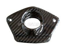 Carbon Fiber motorcycle Key Cover parts for MV Rivale 800 2013
