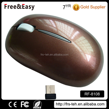 Factory direct sell wireless optical computer mouse for desktop, laptop