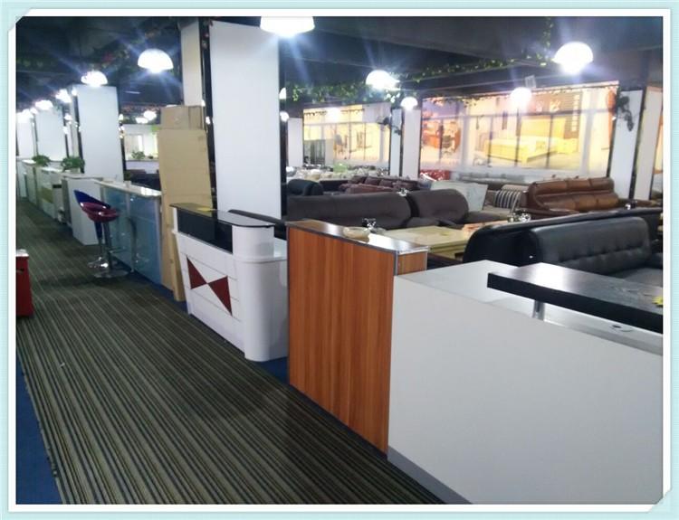 fashional white wooden reception desk portable tc 66512 buy reception desk portablev small