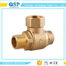 good quality types of brass flush tank fitting
