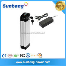 Rechargeable 18650 lithium battery pack 24V 20ah for electric bike