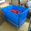 2015NEW producrs 400 Litres plastic textile crate 980*760*680 mm