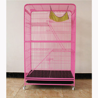 cute boom manufacturer wholesale stainless steel metal large small carriers cheap pet dog cage