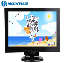 Professional CCTV Camera 12 Inch HD SDI display lcd monitor