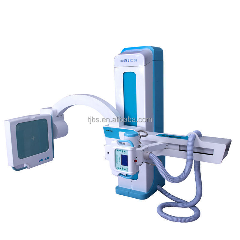 630mA high frequency DR, digital radiography x ray equipment (Item No.500DDR-2)