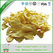 Health food,Certified,Excellent quality hot sell freeze dried pineapple