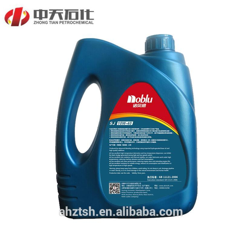 Engine oil 10W40 API SJ / engine oil 15w40/ engine oil 20w40