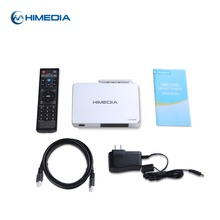 2017 Hot 4K Ultra Output Himedia Q5 pro quad core Kodi 16.0 Internet Iptv set top box Android 7.0 Tv Box dual wifi
