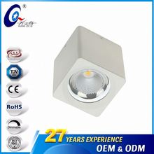 Household Rom 20W 30W 35W Ul Surface Mounted Square Led Downlight