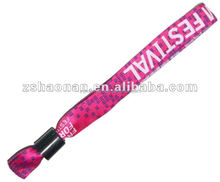 Popular TOP SELLING promotional giveaways wristbands