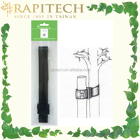 60cm X 3.8cm Gardening Rubber And Canvas Heavy Duty Tree Tie