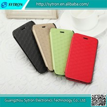 Top selling cheap durable elegant pu leather flip cover for samsung galaxy j2