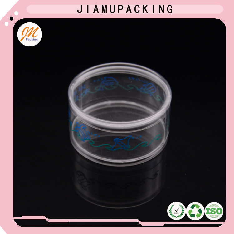 Chinese style gift packaging tiny round container tube