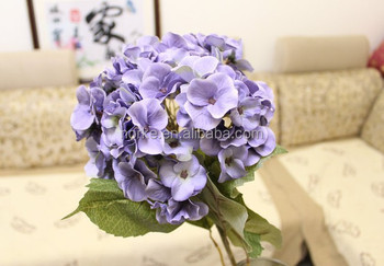 artificial flowers making for home decoration
