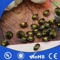 2014 wholesale fashion rhinestone unpolished gemstones