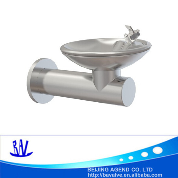 wall mounted drinking fountain for school