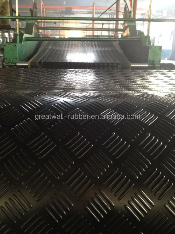 For hotel,gyms,good looking willow rubber mat