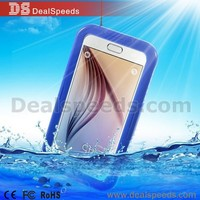 Wholesales mobile accessories waterproof phone cases for samsung galaxy cell phone